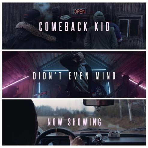Comeback Kid release new music video!
