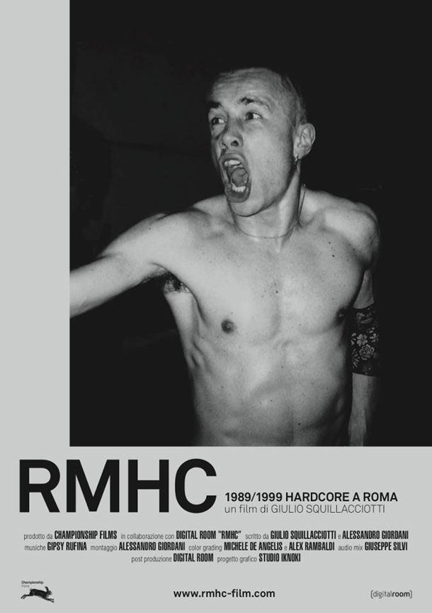 RMHC '1989/1999 Hardcore A Roma'