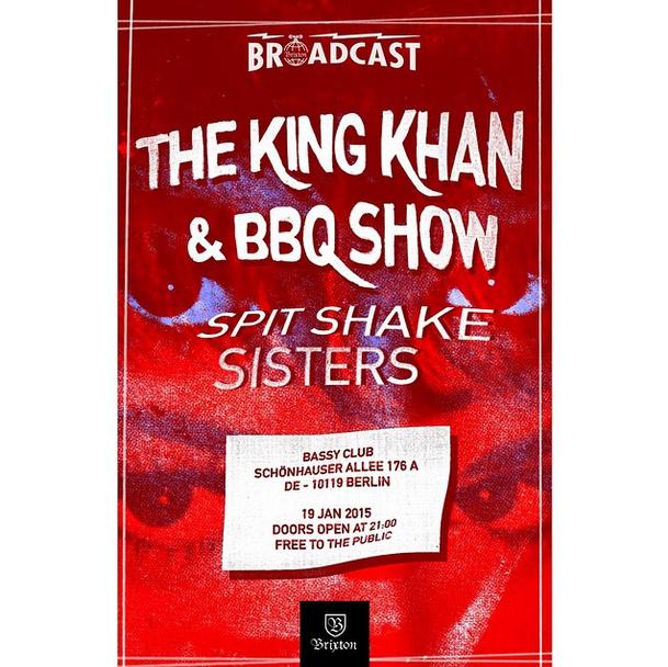 Brixton Broadcast. worldwide event series