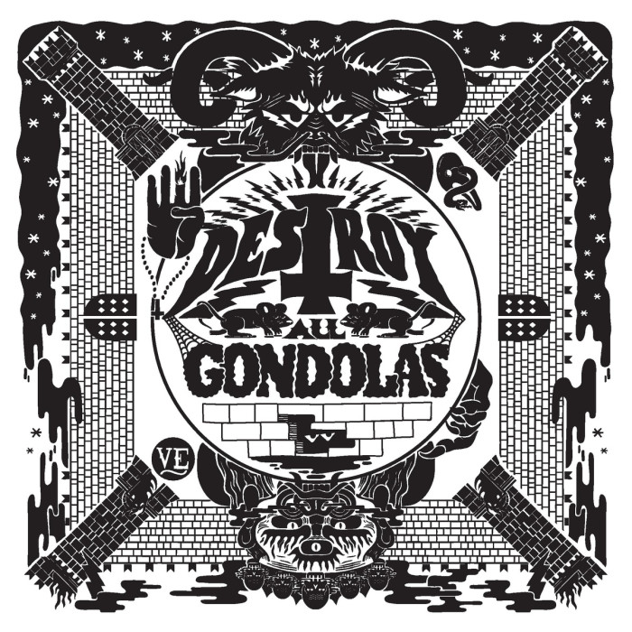 Destroy All Gondolas 'S/T'