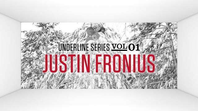 DC Shoes 'The Underline Series – Volume 1 Justin Fronius'