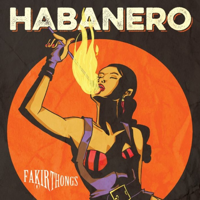 Fakir Thongs 'Habanero'
