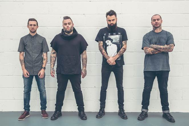 Gallows 'Desolation Sounds' new lp + video