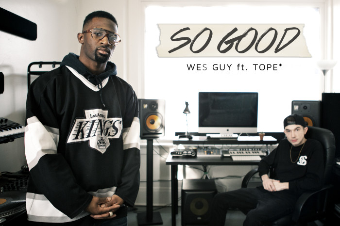 Wes Guy – 'So Good' ft Tope