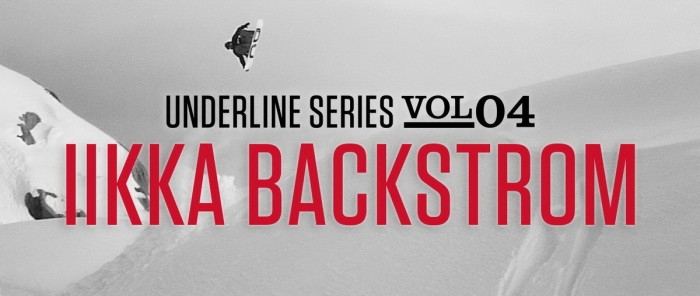 Dc Shoes: The Underline Series – Volume 4: Iikka Backstrom