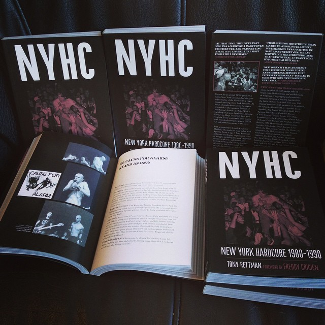 NYHC at NYU on Feb 24; The Loudest Day on the Bowery in 15 Years as historic panel unites Gorilla Biscuits, Youth of Today, Warzone Members