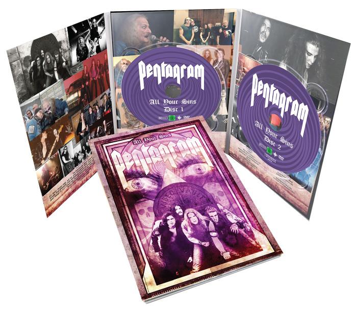 Pentagram: doppio dvd e nuovo album in arrivo!!!