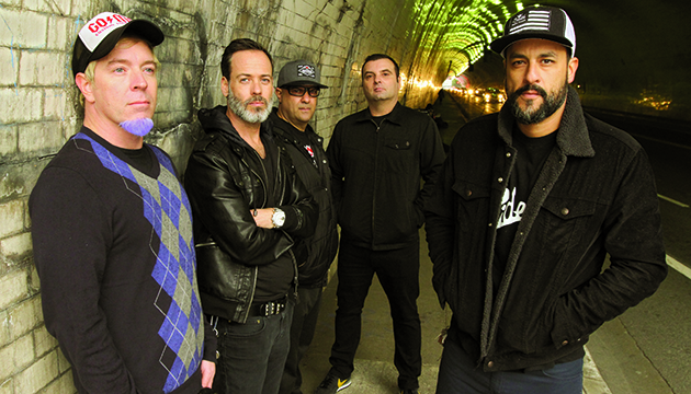 Strung Out premiere new song, 'The Animal And The Machine'
