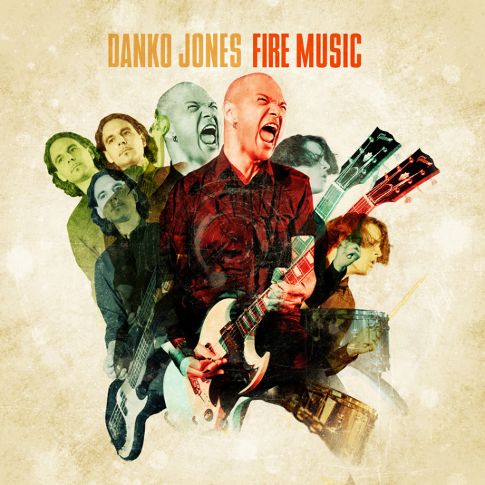 Danko Jones 'Fire Music'