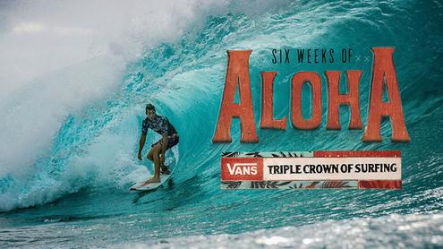 Vans' 6 Weeks of Aloha – watch online now!