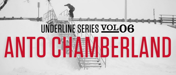 DC Shoes The Underline Series Volume 6: Anto Chamberland