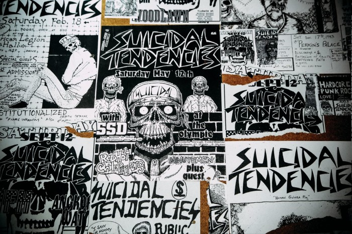 Stance x Suicidal Tendencies