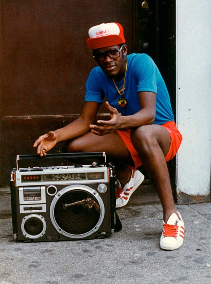 Jamel Shabazz: 'Reflections from the 80s'