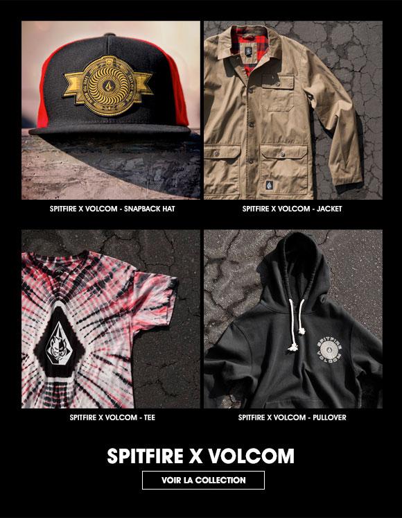 Volcom X Spitfire