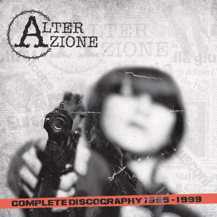 Alter-azione  'Complete Discography 1995-1999′
