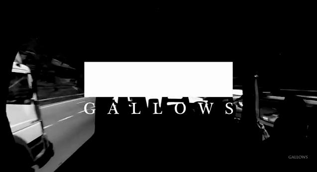 Gallows 'Desolation Sounds' documentario pt.2