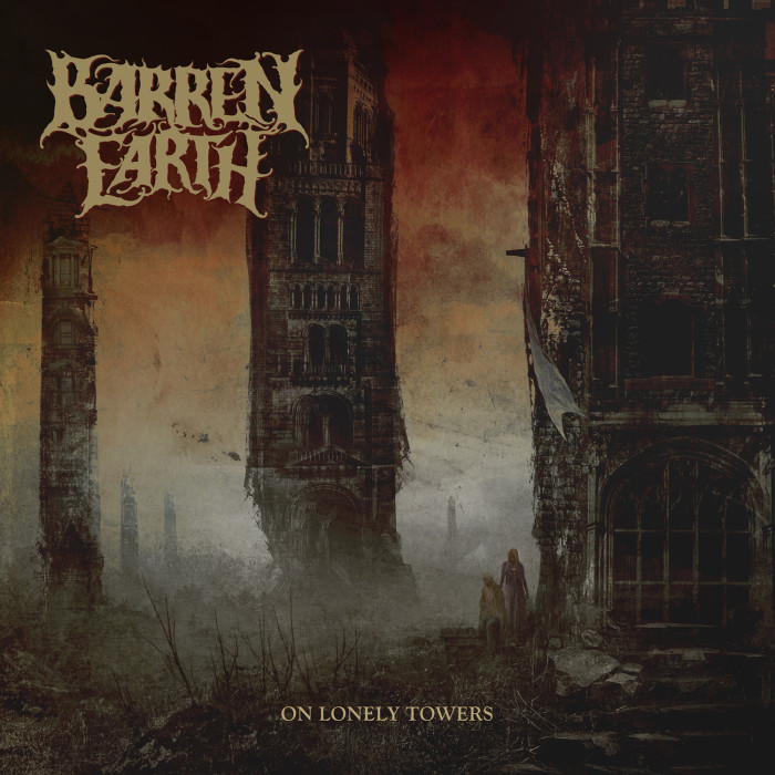 Barren Earth 'On Lonely Towers'