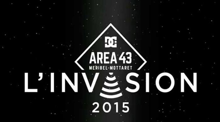 DC L'Invasion 2015 a Meribel