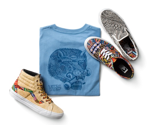 Vans Off The Wall Gallery presenta Zio Ziegler