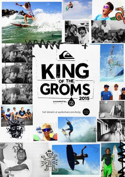 KING OF THE GROMS – NUOVO E MIGLIORATO PER IL 2015