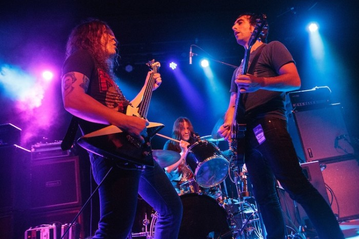 MUTOID MAN UNVEIL NEW TRACK, 'SWEET IVY', FROM THEIR UPCOMING LP 'BLEEDER'