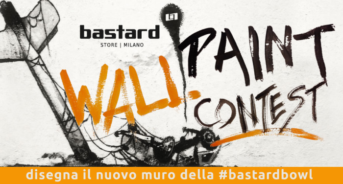 bastard Wall Paint Contest