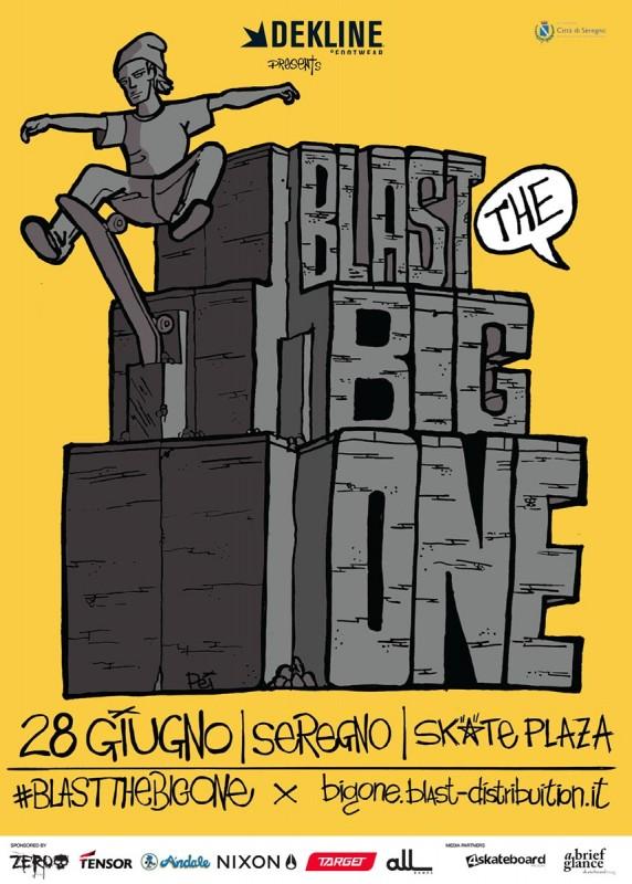 Blast The Big One 2015