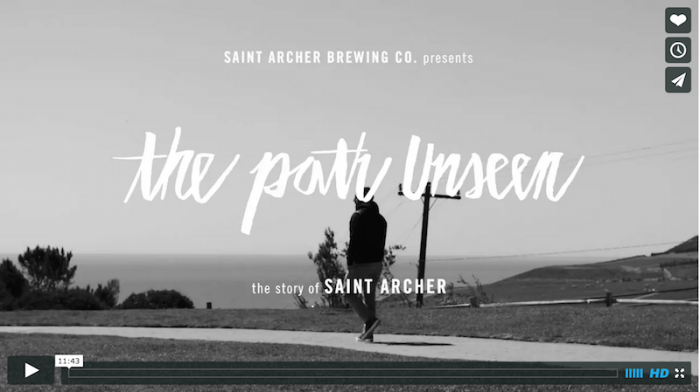 The Path Unseen: the story of Saint Archer Brewing Co.