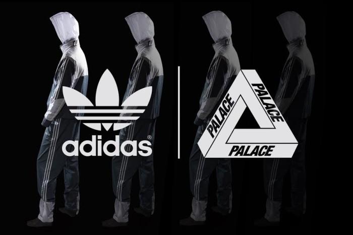 Nuova collaborazione tra adidas Originals e Palace
