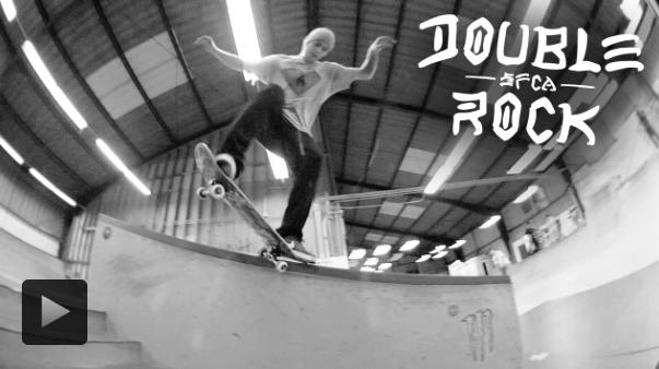 Blind Skateboards – Thrasher Double Rock