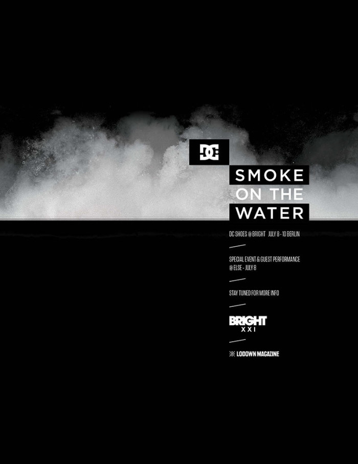 DC Smoke on the Water @ Bright 2015