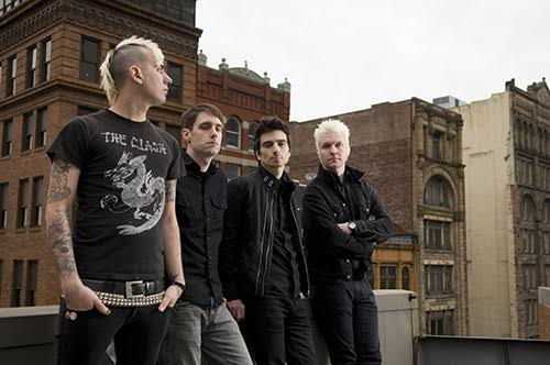 Anti-Flag – 'Brandenburg Gate' ft. Tim Armstrong