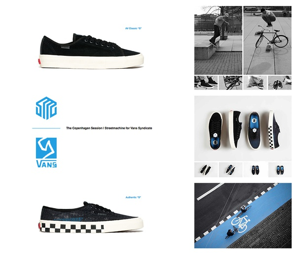 Vans Syndicate X Streetmachine: The Copenhagen Session