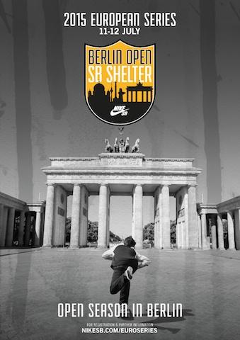 Nike SB Berlin Open, July 11-12