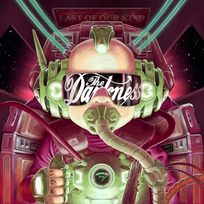 The Darkness 'Last Of Our Kind'