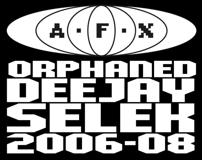 AFX | orphaned deejay selek 2006-2008 | Nuovo EP su Warp