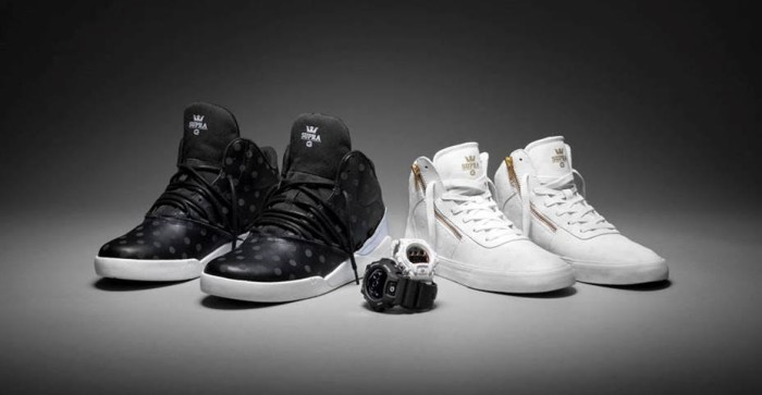 SUPRA x G-SHOCK – NEW COLLABORATION