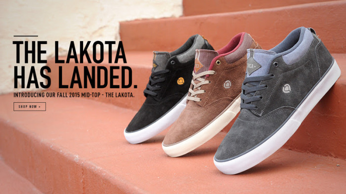 New for Fall – the Lakota | Goodbye Shark Bite!