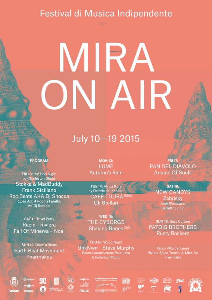 MIRA ON AIR 2015