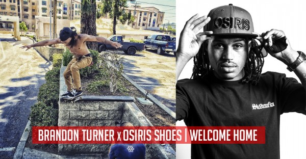 Brandon Turner – Welcome Home to Osiris