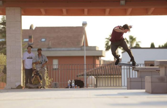 Report DC Special Delivery Skate Tour a Osimo e Roma