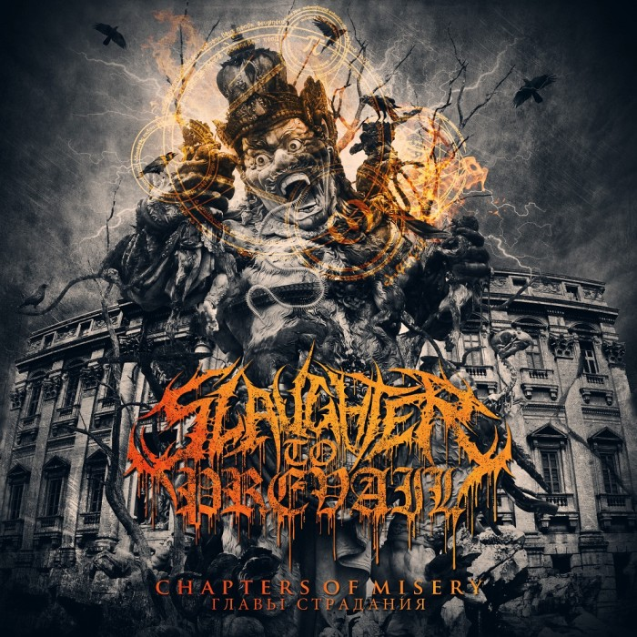 Slaughter To Prevail 'Chapters Of Misery'