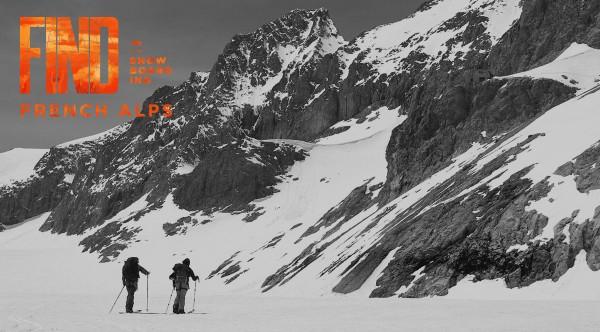 Rome's 'Find Snowboarding: French Alps' Splitboarding Adventure