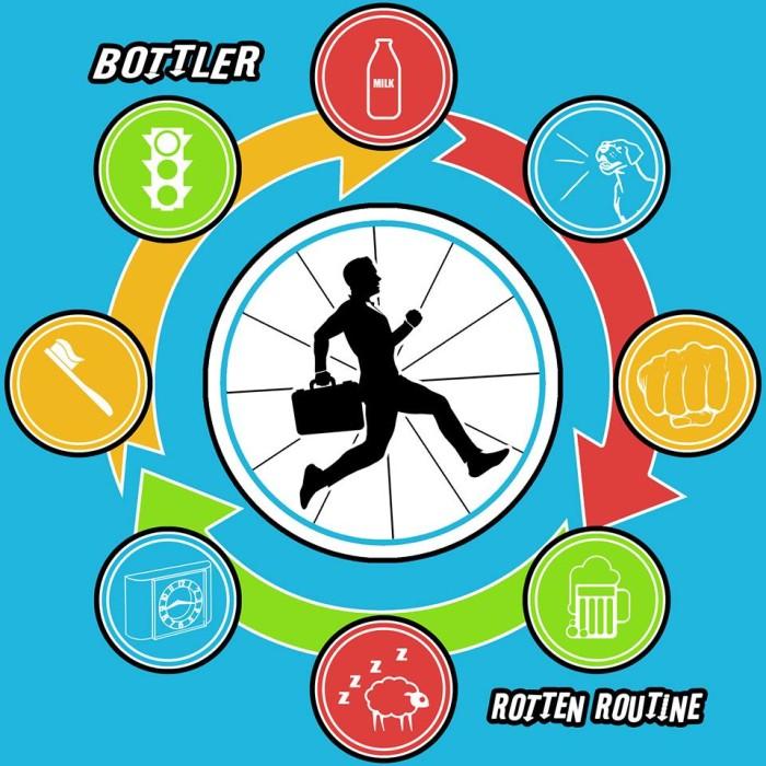 Bottler 'Rotten Routine'