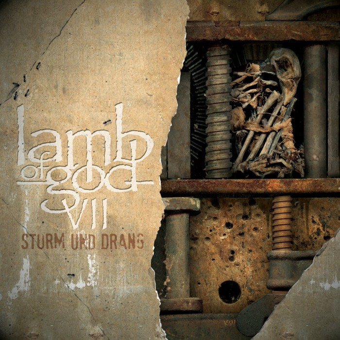 Lamb Of God 'VII: Sturm und Drang'