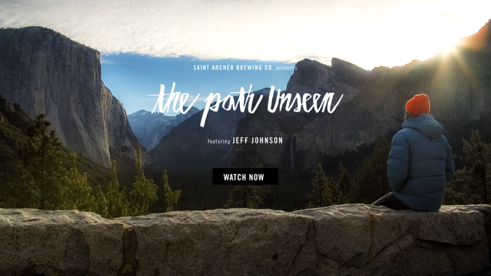 Saint Archer Brewing Company – The Path Unseen featuring Jeff Johnson