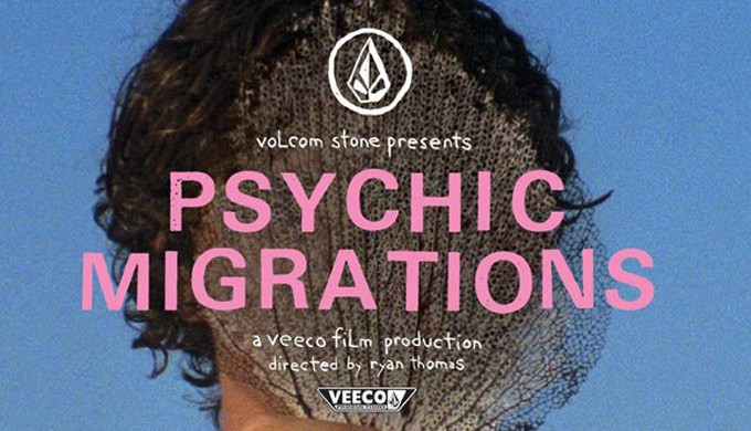 Psychic Migrations by Volcom Stone
