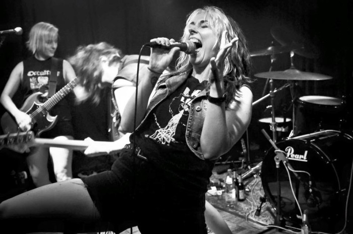 WAR ON WOMEN CONFIRM STRING OF TOUR DATES WITH GOVERNMENT ISSUE