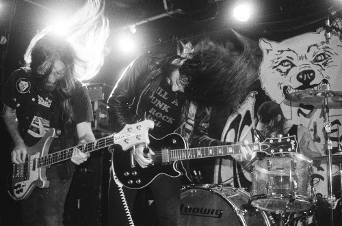 The Shrine return to Japan, sign with Century Media & enter studio w/ David Jerden, play Motörhead's Motörboat with Slayer & Motörhead, tour USA w/ Clutch/COC & Europe w/ Kadavar