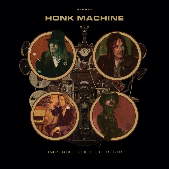 Imperial State Electric 'Honk Machine'
